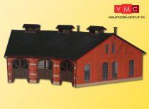 Kibri 39452 Körfűtőház, háromállásos, Ottbergen