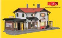 Kibri 39496 Vasútállomás Maienfeld, világítással (H0)