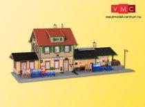 Kibri 39507 Vasútállomás, Dettingen