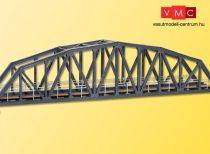 Kibri 39700 Egyvágányos acélszerkezetes vasúti híd