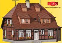 Kibri 48209 Favázas lakóház, Mühlenweg Spreewald (H0) - belső világítással