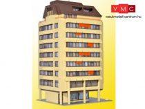 Kibri 48218 Modern városi emeletes lakóház LED világítással
