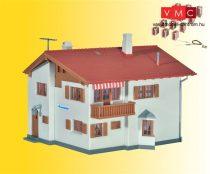 Kibri 48816 Casanna alpesi lakóház, Davos, világítással (H0)