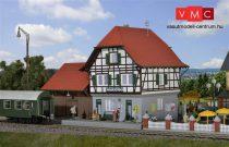 Kibri 49517 Vasútállomás raktárral, Osterheide (H0)