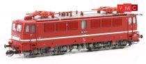 Kuehn 31640 Villanymozdony BR 242, piros Sparlack-festés, 6 szellőzővel, DR (E4) (TT)