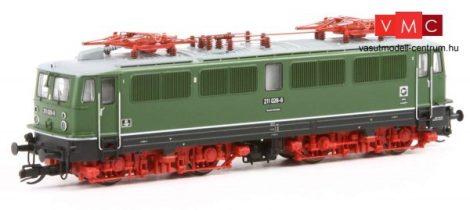 Kuehn 31702 Villanymozdony BR 211, zöld, 8 szellőzővel, DR (E4)