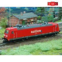 Kuehn 32230 Villanymozdony BR 185, DB-AG Railion, közlekedésvörös (TT)