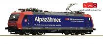 Kuehn 32302 Villanymozdony Re 485, SBB Cargo - Alpäzähmer (E5) (TT)