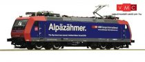 Kuehn 32302 Villanymozdony Re 485, SBB Cargo - Alpäzähmer (E5)
