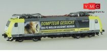 Kuehn 32304 Villanymozdony BR185, Captrain - Dompteur gesucht (E5)