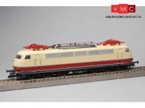 Kuehn 32580 Villanymozdony BR 103, DB, vörös/bézs (előszéria) (TT)
