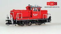Kuehn 32600 Dízelmozdony BR 365, DB-AG, közlekedésvörös (E5) (TT)