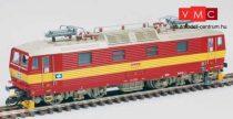 Kuehn 32930 Villanymozdony 372 sorozat, piros/elefántcsont, CD (E5)