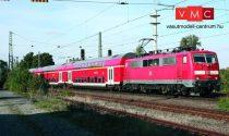 Kuehn 33120 Villanymozdony BR 111, DB-AG, közlekedésvörös (TT)