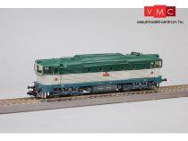 Kuehn 33314 Dízelmozdony T478.3, CSD, zöld (TT)