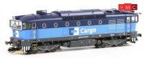 Kuehn 33320 Dízelmozdony Rh 750, CD Cargo (TT)