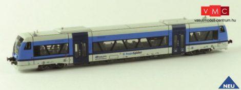 Kuehn 33552 Dízel motorvonat Rh 840 (RS1), Regio Spider (E6) (TT)
