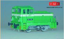 Kuehn 33612 Dízelmozdony BR 102, ITL, zöld színben (E5) (TT)