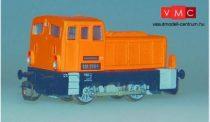Kuehn 33614 Dízelmozdony BR 101, DR, narancs színben (E4) (TT)