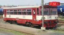 Kuehn 33712 Dízel motorvonat BR 810 (ex. M152.0), csontszín/piros, CD (E5) (TT)