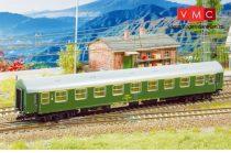 Kuehn 41714 Személykocsi (YB/70), négytengelyes Y sorozat, 1. osztály, CSD, zöld (TT)