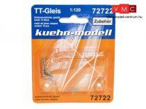 Kuehn 72722 Átmeneti sínösszekötő (10 db) (TT)