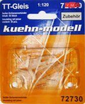 Kuehn 72730 Szigetelő sínösszekötő (30 db) (TT)