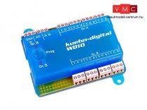 Kuehn 87010 Univerzális kapcsolódekóder, WD10 DCC/Motorola (UNI)