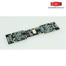 Kuehn 88020 Dekóder átalakító foglalat Next18 szabványú dekóderek fogadásához (TT)
