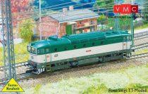 Kuehn 95110 Dízelmozdony Rh 750, zöld, CD (E5)