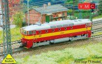 Kuehn 95112 Dízelmozdony Rh 750, CD (E5)