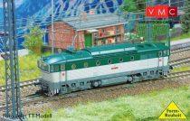 Kuehn 95114 Dízelmozdony T478.3, zöld, CSD (E4)