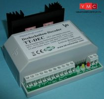 LDT 010501 TT-DEC-B as kit: The Turntable-Decoder TT-DEC is suitable for the digital control of