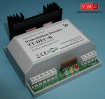 LDT 010513 TT-DEC-R-G as finished module in a case: The Turntable-Decoder TT-DEC-R is suitable