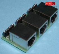 LDT 038112 Adap-HSI-s88-N-F as finished module: Adapter for HSI-88, HSI-88-USB and DiCoStation