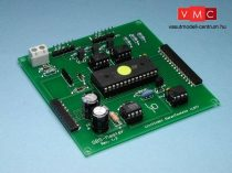 LDT 050221 GBS-Master-DC-B as kit: Master-Module for the decoder for switchboard lights GBS-DEC