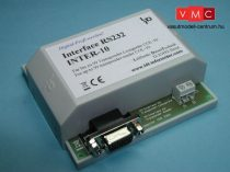 LDT 060823 INTER-10-G as finished module in a case: Interface RS 232. The interface feeds the t