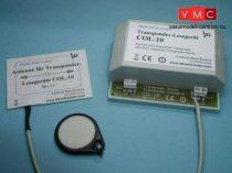 LDT 070053 COL-10-G as finished module in a case: Transponder reader for TD-88 and INTER-10.
