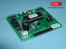 LDT 090023 s88-ClockMaster-G as finished module in a case: As supplement to the Switchboard Lig