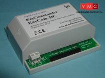 LDT 090203 KeyCom-DC-G as finished module in a case: KeyCommander for DCC. Digital switching of