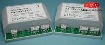 LDT 210213 SA-DEC-4-DC-G as finished module in a case: 4-fold switch decoder with 4 bistable re