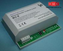 LDT 300213 RS-8-G as finished module in a case: 8-fold feedback module with integrated occupanc