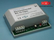 LDT 310203 RS-16-O-G as finished module in a case: 16-fold feedback module with galvanic separa