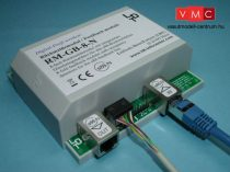 LDT 320101 RM-GB-8-N-B as kit: 8-fold feedback module with integrated occupancy detectors for t