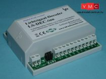 LDT 511013 LS-DEC-OEBB-G as finished module in a case: 4-fold light signal decoder for 4 LED eq