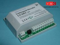 LDT 519013 LS-DEC-KS-G as finished module in a case: 4-fold light signal decoder for 2 Ks signa