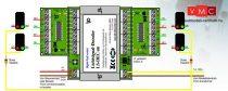 LDT 540011 Adap-LS-A-B as kit (2 pieces): Adapter for light signal decoder. For light signals w