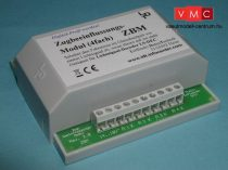 LDT 600012 ZBM-F as finished module: Train influence module for 4 stop-sections. Cuts off the d