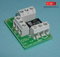 LDT 700012 DSU as finished module: Permanent-power switch unit for decoder QS-DEC or S-DEC-4. F