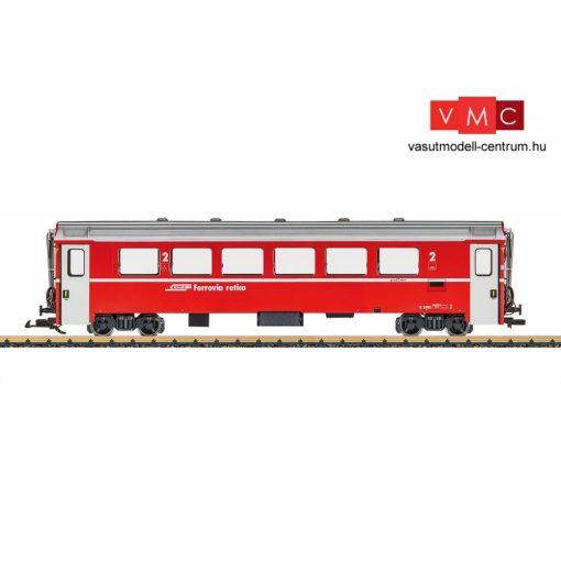 LGB 30511 Személykocsi, négytengelyes EW IV, 2. osztály, RhB (E6) (G)